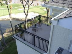 flat roofs with balcony residential - Google Search