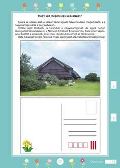 Szövegértést fejlesztő gyakorlatok 3.o. Outdoor Structures, Dyslexia