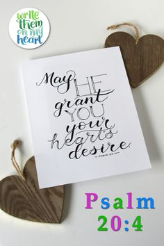 Includes wall art and cards in several sizes. Choose from downloadable printables or mailed prints! Bible Verse Wall Art, Quote Art, Scripture Art, Christian Cards, Christian Women, Psalm 20, Gospel Bible, Verses For Cards, Printable Bible Verses