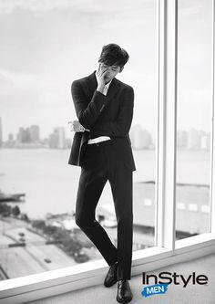 Lee Jong Suk InStyle Korea September 2014 Look 7 Lee Jong Suk, Jung Suk, Lee Jung, Korean Star, Korean Men, Asian Men, Korean Wave, Asian Actors, Korean Actors