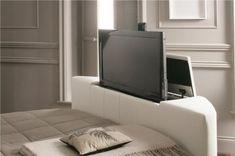 tv comes out of bed - Google Search