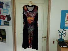 Kjole, efter mønster fra Ottobre