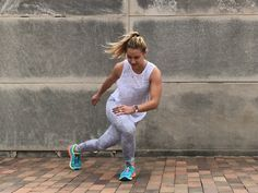 14 Running-Specific Strength Training Exercises