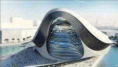 zaha hadid arquitectura - Buscar con Google