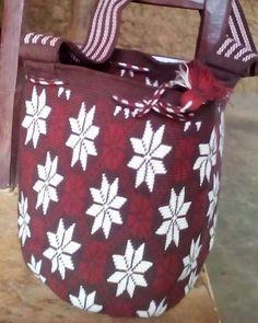 Nuevas Mochilas Wayuu ☀️ Directamente de la Alta Guajira - Piezas únicas…