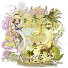 Mabel'Tags Creations: Tag Nº 437 Abril 2014