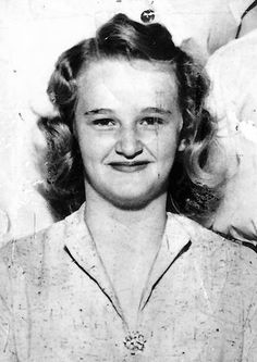 http://latimesblogs.latimes.com/thedailymirror/judith_mae_andersen/ A Chicago Unsolved Murder Judith Mae Anderson was 15 on August 16 1957.It was Sunday 11:00pm +Judith picked up the phone,called her mother+ask her if she could stay later at a friend's house.The 2 girls were watching a movie+the extra time was to allow for the end of the movie.Her mother told her no+expected her to come home in about 20 min. since that was the normal length of time for the walk home.She would never make it home