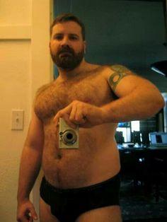 Beefy Inked Bear