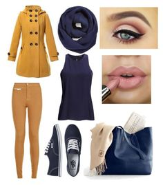 """""""Untitled #100"""" by lilmissy1128 ❤ liked on Polyvore featuring BP., Parisian, 2nd Day and Vans"""