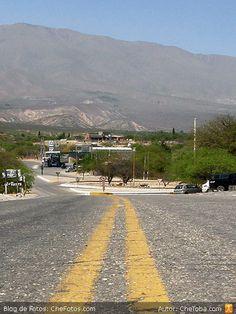 Ruta 307 – Amaicha del Valle, Tucumán - Blog de viajes Chefotos