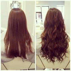 #TransformationTuesday is brought to you in part by Hotheads Hair Extensions! See your BLO/OUT location now for a consult!