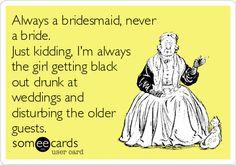 Oh My Freaking Stars!: Weddings & Me