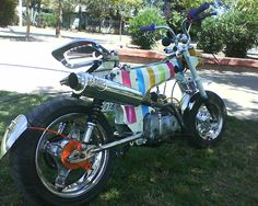 1000 images about mini motos on pinterest honda mini. Black Bedroom Furniture Sets. Home Design Ideas