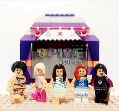 spice girls #lego