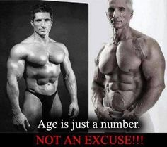 Fitness before & after