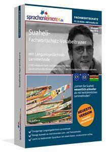 Suaheli lernen: Lernen Sie Suaheli Themen bezogen, zielgerichtet und schnell - mit dem nach Fachbereichen und Themen sortierten Vokabeltrainer!