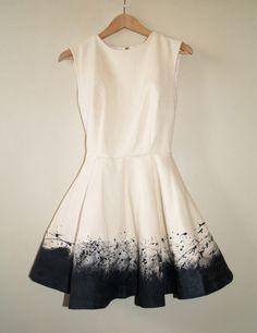 DIY dress just need to make it a little longer