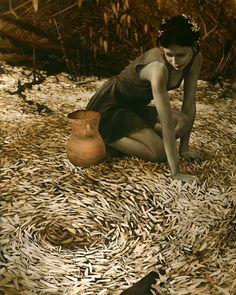 Mesmerizing Oil Paintings // Brad Kunkle | Afflante.com