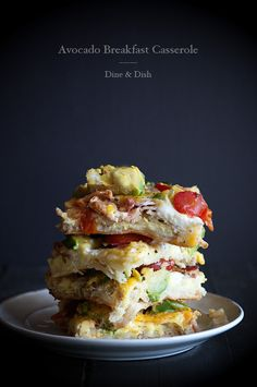 Recipe: California Avocado Breakfast Casserole