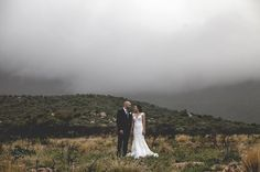 We went on a little hike up the misty Apostles :) Nina & Fabian  #wedding #love #couple #mood #perfect #rainy #misty #married #photoshoot #mountains #capetown #12apostles #mood #instagood by suzanneswartphotography http://ift.tt/1ijk11S