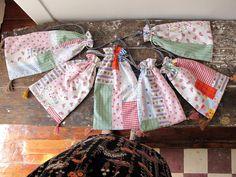 rosa pomar, sacos, bolsas, taleigos