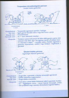 Album Archive - Tág a világ (Mozgásfejlesztés játékosan) Album, Gross Motor, Kindergarten, Bullet Journal, Personalized Items, Education, Sport, Warm, Kinder Garden