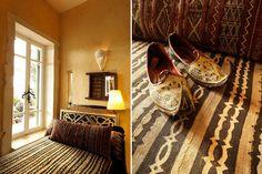 Moroccan influences - Gerani country home in Crete