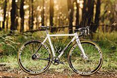 KUMO Cycles 1x11 Di2 disc cross