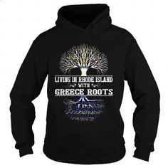 015-LIVING IN RHODE ISLAND WITH GREECE ROOTS - #funny t shirts for women #pullover hoodie. SIMILAR ITEMS => https://www.sunfrog.com/LifeStyle/015-LIVING-IN-RHODE-ISLAND-WITH-GREECE-ROOTS-Black-Hoodie.html?id=60505