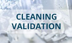 Compliance with the required cleaning validation regulatory compliance guidelines set out by the regulatory authorities such as the FDA, WHO, PIC/S and EU is essential for those who work in facilities which involve cleaning. https://www.linkedin.com/pulse/cleaning-validation-should-have-policy-designed-meet-harsh-reddy?published=t