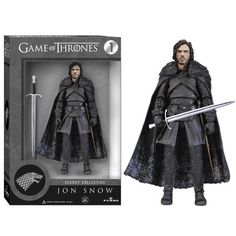 Game of Thrones Legacy Collection Jon Snow figure - Loot Crate Gifts
