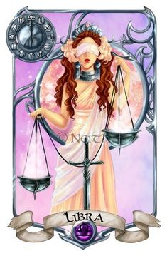 Libra goddess. Would be a sick tattoo