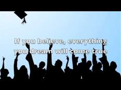 ▶ Graduation Song 2014 - This World is Yours - by Julie Durden - YouTube