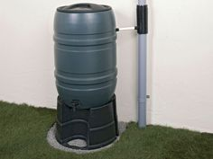 Installing a Rain Barrel See how adding a rain barrel can help conserve water and keep your plants happy through the hot summer months