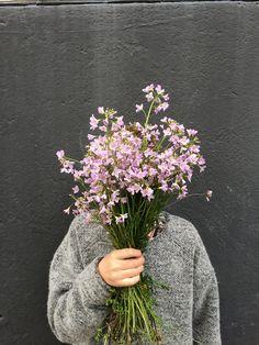 #pink #grey #flowers THYMEROSE loves!  https://www.etsy.com/uk/shop/Thymerose