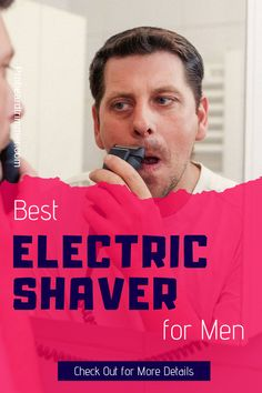 Are you finding it complex to find a good electric shaver? Read our guide about the best electric shaver for men in Electric Razors, Best Electric Razor, Best Electric Shaver, Best Shavers, Best Shaving Cream, Trimmer For Men, How To Look Handsome, Unwanted Hair, Sensitive Skin