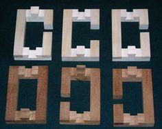 Dovetail Burr - Pieces