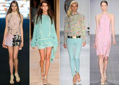 Fashion Rio - Ocean Colors