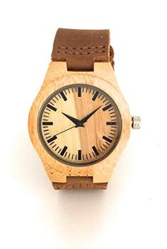 Regalos de madera para mujer - Regalos de madera Gold Watch, Accessories, Wooden Gifts, Women