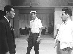 Tatsuya Nakadai - Akira Kurosawa -  Toshiro Mifune/ High and Low