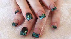 Nails Nail Polish Designs, Nail Designs, Mylar Nails, Beauty Tips, Beauty Hacks, Pretty Hands, So Little Time, Pedi, Cute Nails