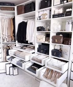Unique closet design ideas will definitely help you utilize your closet space appropriately. An ideal closet design is probably the …