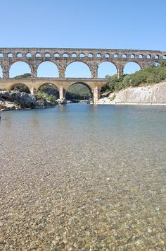 Pont du Gard Pont Du Gard, Shutterfly, Places Ive Been, France, River, Rivers, French