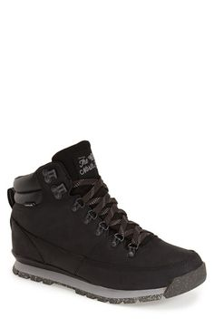 The North Face 'Back to Berkeley Redux' Waterproof Hiking Boot (Men) available at #Nordstrom