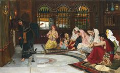 File:John William Waterhouse Consulting The Oracle.jpg - Wikimedia…