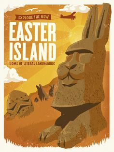 Explore the New Easter Island | Ads of the World™