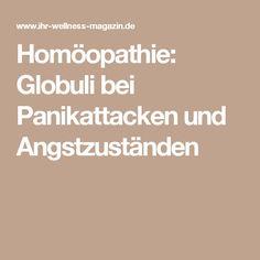 Homöopathie: Globuli bei Panikattacken und Angstzuständen