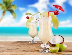 Hawaii Cooler Rezept