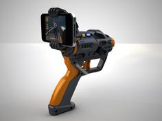 Hex3 AppTag Laser Blaster Connected to #iPhone #CoolTech