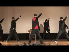 Christian Hip-Hop by Creative Arts Christian Dance Ministry: Mustard Seeds. Performed in church.